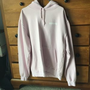 Sisters Apparel Hooded Sweatshirt